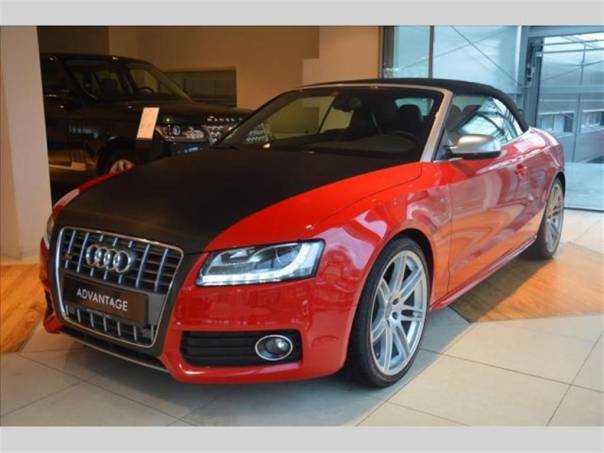 Audi S5 3.0 TFSI Quattro  SKLADEM, foto 1 Auto – moto , Automobily | spěcháto.cz - bazar, inzerce zdarma