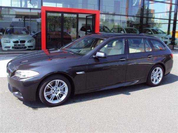 BMW Řada 5 535d xDrive M-paket Touring, foto 1 Auto – moto , Automobily | spěcháto.cz - bazar, inzerce zdarma