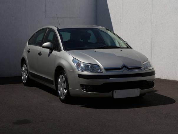 Citroën C4  1.4, klimatizace, foto 1 Auto – moto , Automobily | spěcháto.cz - bazar, inzerce zdarma