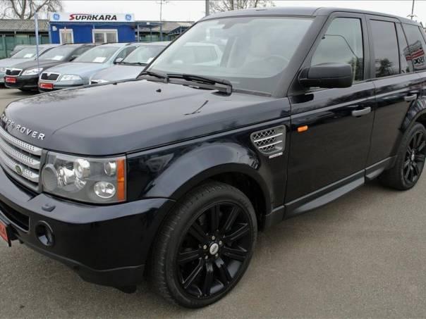 Land Rover Range Rover Sport 3.6 TDV8 HSE NAVI*KŮŽE*XENONY*SERVISNÍ HISTORIE, foto 1 Auto – moto , Automobily | spěcháto.cz - bazar, inzerce zdarma