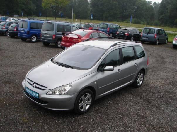 Peugeot 307 16/16V,kombi,climatronik, foto 1 Auto – moto , Automobily | spěcháto.cz - bazar, inzerce zdarma