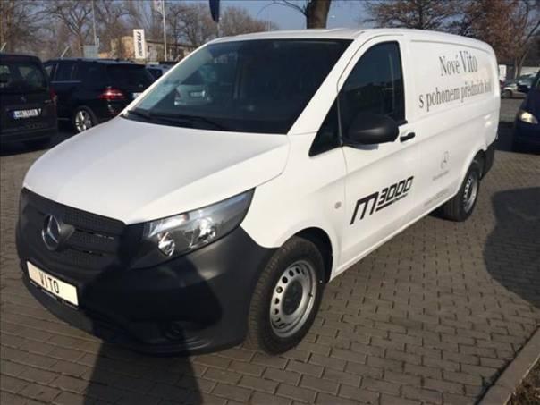 Mercedes-Benz Vito .   109 CDI KA/ L, foto 1 Užitkové a nákladní vozy, Do 7,5 t | spěcháto.cz - bazar, inzerce zdarma