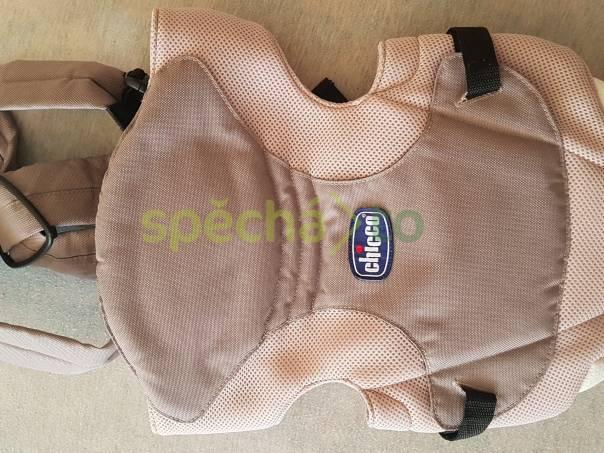 Nosítko Chicco Carrier Go Earth, foto 1 Pro děti, Kočárky, nosítka, odrážedla | spěcháto.cz - bazar, inzerce zdarma