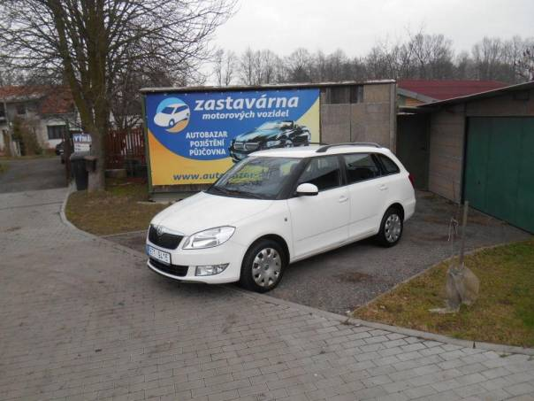 Škoda Fabia 1.6 TDI, foto 1 Auto – moto , Automobily   spěcháto.cz - bazar, inzerce zdarma