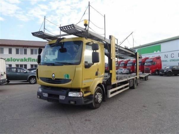 MIDLUM autoprepravník, EURO 4 + PM príves >VIN, foto 1 Užitkové a nákladní vozy, Nad 7,5 t | spěcháto.cz - bazar, inzerce zdarma