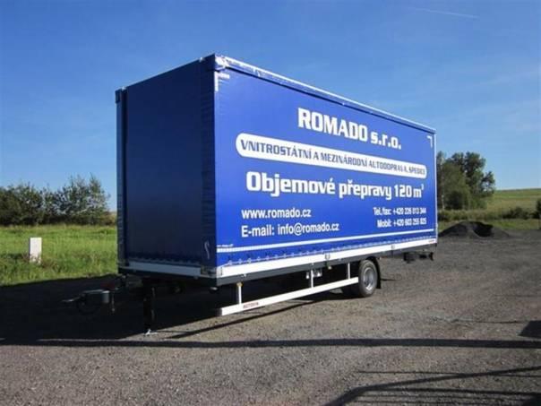 SV 10T 7,40 /2,47/3,06, foto 1 Užitkové a nákladní vozy, Přívěsy a návěsy | spěcháto.cz - bazar, inzerce zdarma