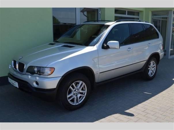 BMW X5 3.0i SPORTPAKET+2 SADY ALU+, foto 1 Auto – moto , Automobily | spěcháto.cz - bazar, inzerce zdarma