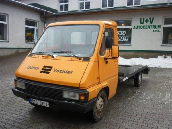 Renault Master 2.5 D ODTAHOVKA, foto 1 Užitkové a nákladní vozy, Do 7,5 t | spěcháto.cz - bazar, inzerce zdarma