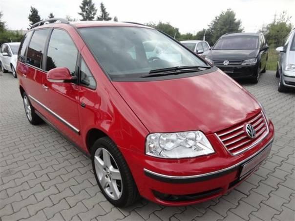 Volkswagen Sharan 1,9TDI 85KW UNITED EDITION, foto 1 Auto – moto , Automobily | spěcháto.cz - bazar, inzerce zdarma