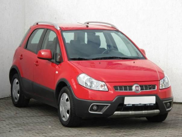 Fiat Sedici 2.0 MultiJet, foto 1 Auto – moto , Automobily | spěcháto.cz - bazar, inzerce zdarma