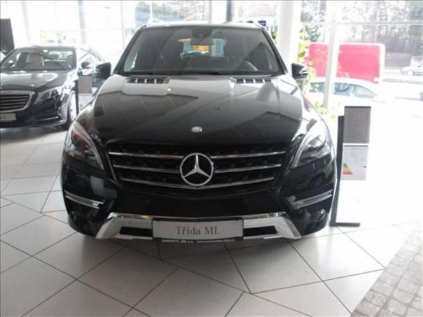 Mercedes-Benz Třída ML 3,0 ML 350BlueTec 4MATIC, foto 1 Auto – moto , Automobily   spěcháto.cz - bazar, inzerce zdarma