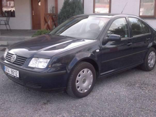 Volkswagen Bora 1.6 77kw najeto 67tkm KLIMA, foto 1 Auto – moto , Automobily | spěcháto.cz - bazar, inzerce zdarma