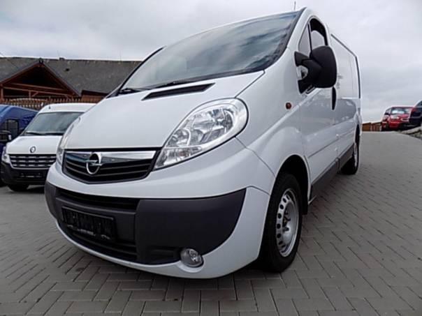 Opel Vivaro 2.0CDTI L1H1 NAVI,KLIMA, foto 1 Užitkové a nákladní vozy, Do 7,5 t | spěcháto.cz - bazar, inzerce zdarma