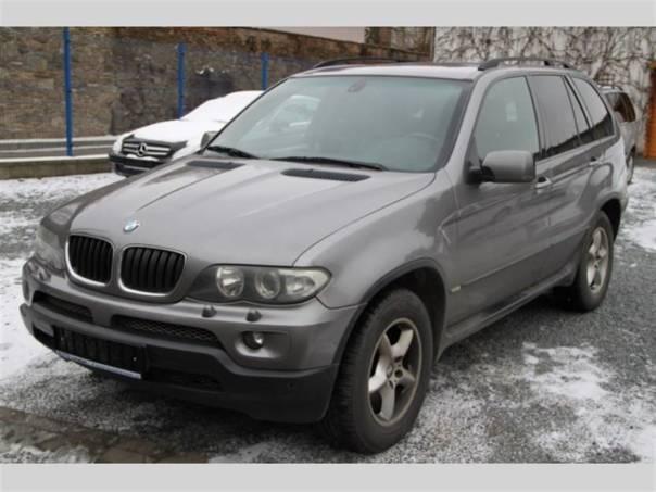 BMW X5 3.0 D - 4x4 - FACELIFT, foto 1 Auto – moto , Automobily | spěcháto.cz - bazar, inzerce zdarma