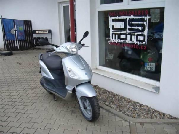 Piaggio FLY Fly 125, foto 1 Auto – moto , Motocykly a čtyřkolky | spěcháto.cz - bazar, inzerce zdarma