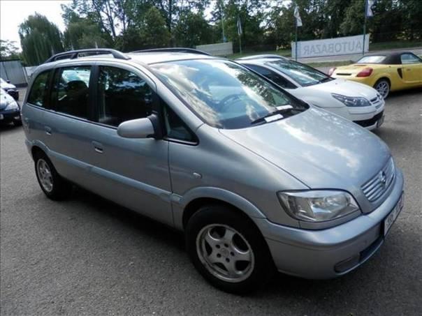 Opel Zafira 2,0 Di 16V, foto 1 Auto – moto , Automobily | spěcháto.cz - bazar, inzerce zdarma