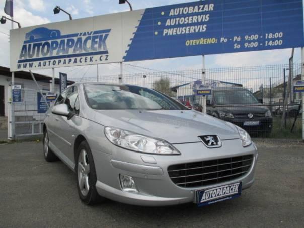 Peugeot 407 2.0 HDi Navi ČR 1.Maj, foto 1 Auto – moto , Automobily | spěcháto.cz - bazar, inzerce zdarma