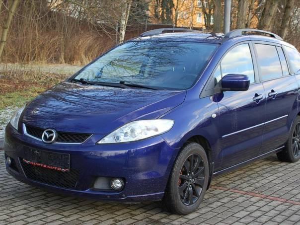 Mazda 5 2,0 TDi - 7 MÍST , foto 1 Auto – moto , Automobily | spěcháto.cz - bazar, inzerce zdarma