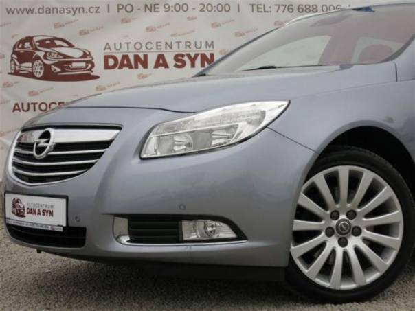 Opel Insignia 2.0 CDTi 118KW Cosmo, foto 1 Auto – moto , Automobily | spěcháto.cz - bazar, inzerce zdarma