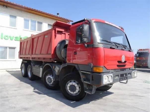 T 815 8x8 trojstranny sklapač euro 3 vin 268, foto 1 Užitkové a nákladní vozy, Nad 7,5 t | spěcháto.cz - bazar, inzerce zdarma
