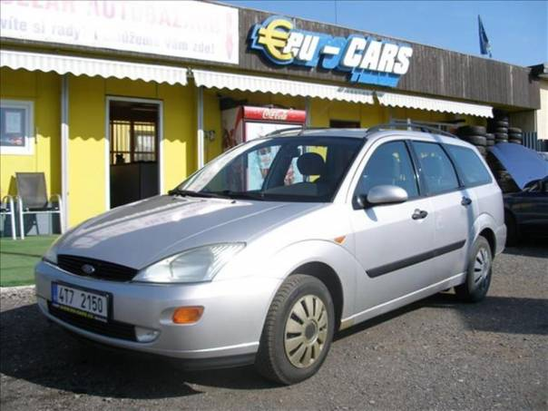 Ford Focus 1,6   GHIA,KLIMATIZACE, foto 1 Auto – moto , Automobily | spěcháto.cz - bazar, inzerce zdarma