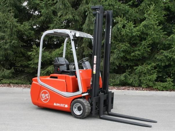 C3E 180 (PS1032), foto 1 Pracovní a zemědělské stroje, Vysokozdvižné vozíky | spěcháto.cz - bazar, inzerce zdarma