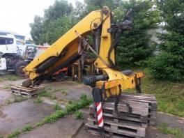 Palfinger PK 16000L , Pracovní a zemědělské stroje, Pracovní stroje  | spěcháto.cz - bazar, inzerce zdarma
