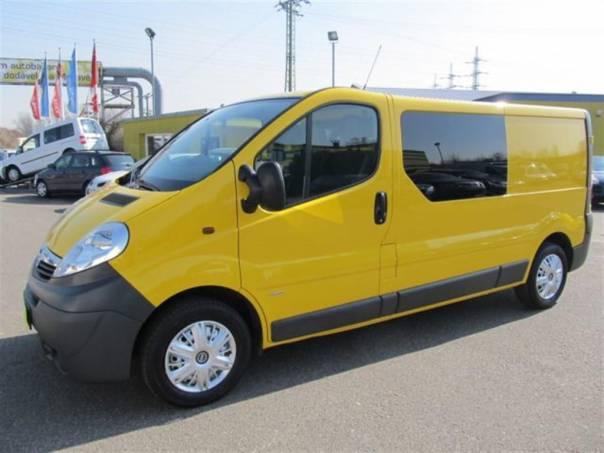 Opel Vivaro 2.0CDTI L2H1 ČR 1.maj, foto 1 Užitkové a nákladní vozy, Do 7,5 t | spěcháto.cz - bazar, inzerce zdarma
