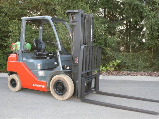 GT 25 (PS1014), foto 1 Pracovní a zemědělské stroje, Vysokozdvižné vozíky | spěcháto.cz - bazar, inzerce zdarma