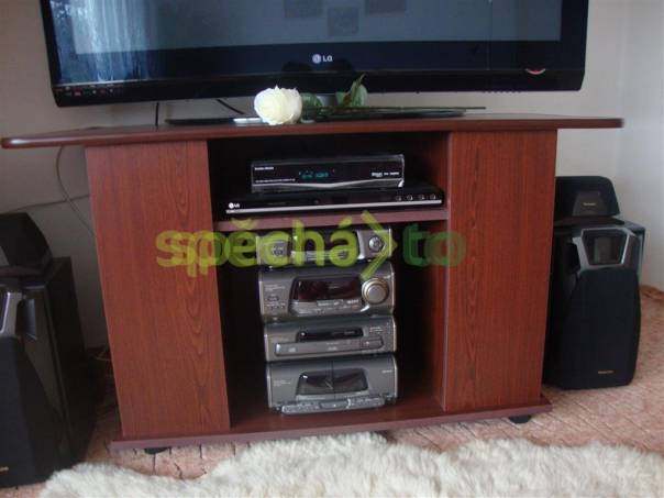 televizní stolek, foto 1 Bydlení a vybavení, Stoly a židle | spěcháto.cz - bazar, inzerce zdarma