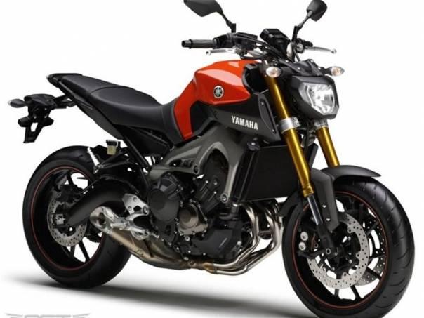 Yamaha  MT-09 ABS 2014 AKCE, foto 1 Auto – moto , Motocykly a čtyřkolky | spěcháto.cz - bazar, inzerce zdarma