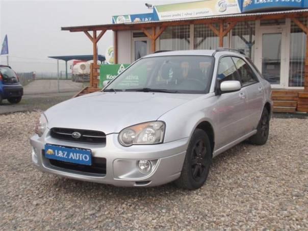 Subaru Impreza 2,0 GX, foto 1 Auto – moto , Automobily | spěcháto.cz - bazar, inzerce zdarma