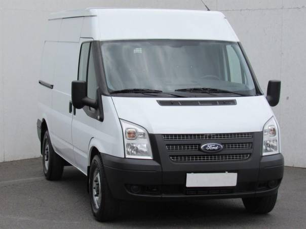 Ford Transit  2.2 TDCi, Serv.kniha, klima, foto 1 Užitkové a nákladní vozy, Do 7,5 t | spěcháto.cz - bazar, inzerce zdarma