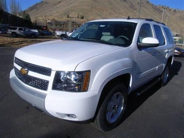 Chevrolet Tahoe LT 5,3 FlexFuel, foto 1 Auto – moto , Automobily | spěcháto.cz - bazar, inzerce zdarma