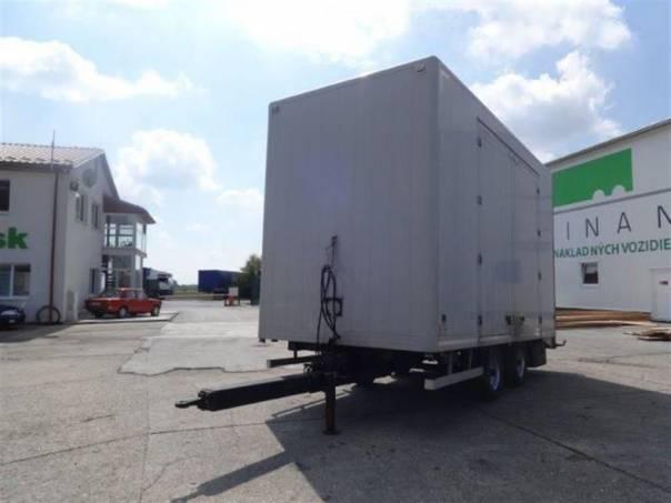 SVAN CHTP11 zboku priechodný >vin 374, foto 1 Užitkové a nákladní vozy, Přívěsy a návěsy | spěcháto.cz - bazar, inzerce zdarma