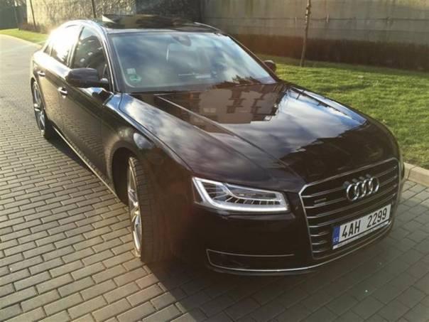 Audi A8 3.0TDi,MATRIX,KŮŽE,ALU,ACC,TOP, foto 1 Auto – moto , Automobily | spěcháto.cz - bazar, inzerce zdarma