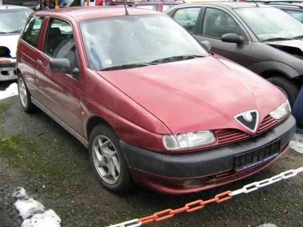 Alfa Romeo 145 1,6i TS, foto 1 Náhradní díly a příslušenství, Osobní vozy | spěcháto.cz - bazar, inzerce zdarma