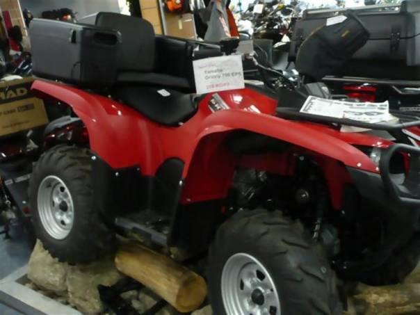 Grizzly YFM 700 EPS vč SPZ, skladem, foto 1 Auto – moto , Motocykly a čtyřkolky | spěcháto.cz - bazar, inzerce zdarma