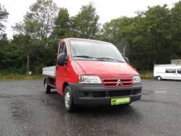 Citroën Jumper 2,8 94KW VALNÍK 3 40m SERVISKA , Užitkové a nákladní vozy, Do 7,5 t  | spěcháto.cz - bazar, inzerce zdarma