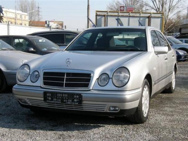 Mercedes-Benz Třída E E 200 Kompressor LPG,Top stav, foto 1 Auto – moto , Automobily | spěcháto.cz - bazar, inzerce zdarma