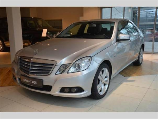 Mercedes-Benz Třída E 200 CDI BlueEfficiency  , foto 1 Auto – moto , Automobily | spěcháto.cz - bazar, inzerce zdarma