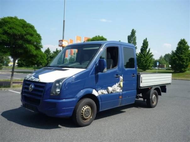Volkswagen Crafter 2,5TDI 80kw 1.maj.serviska, foto 1 Užitkové a nákladní vozy, Do 7,5 t | spěcháto.cz - bazar, inzerce zdarma