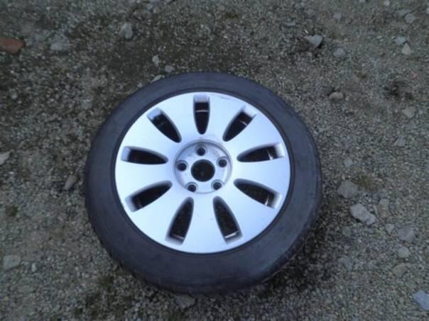 Audi A4 alu disky + zimní pneu, foto 1 Náhradní díly a příslušenství, Ostatní | spěcháto.cz - bazar, inzerce zdarma