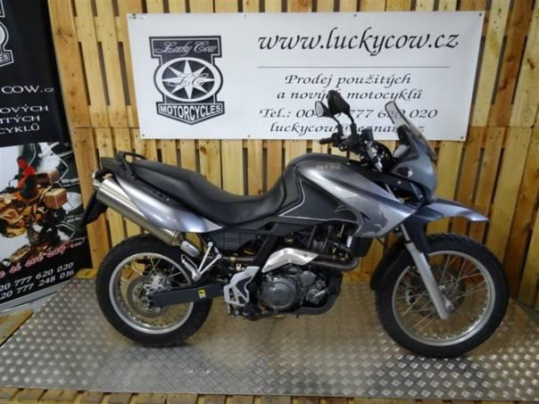 Aprilia Pegaso Pegaso 650 Trail-2tkm-NOVÝ, foto 1 Auto – moto , Motocykly a čtyřkolky | spěcháto.cz - bazar, inzerce zdarma