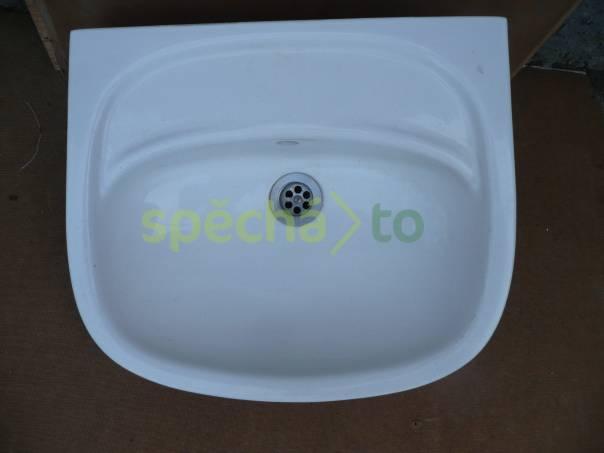 Koupelnové umyvadlo, foto 1 Bydlení a vybavení, Koupelny a WC | spěcháto.cz - bazar, inzerce zdarma