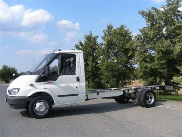 Ford Transit 2.4TDDi 125FT350 ŠASÍ TUPLÁKY 1Maj,3MÍSTA,UŽIT.NOS, foto 1 Užitkové a nákladní vozy, Do 7,5 t | spěcháto.cz - bazar, inzerce zdarma