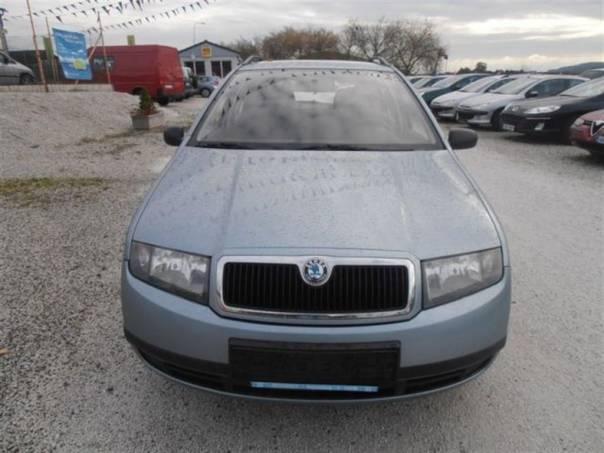 Škoda Fabia 1.4 16V  55 kW, foto 1 Auto – moto , Automobily | spěcháto.cz - bazar, inzerce zdarma