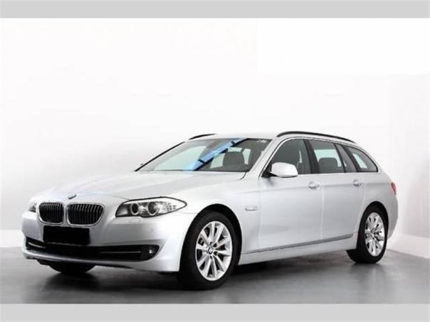 BMW Řada 5 520dA Touring PĚKNÉ, foto 1 Auto – moto , Automobily | spěcháto.cz - bazar, inzerce zdarma