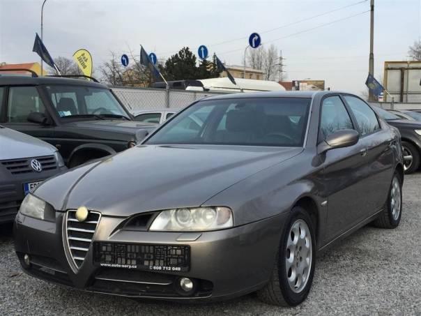 Alfa Romeo 166 2.4 jtd 129kW, foto 1 Auto – moto , Automobily   spěcháto.cz - bazar, inzerce zdarma