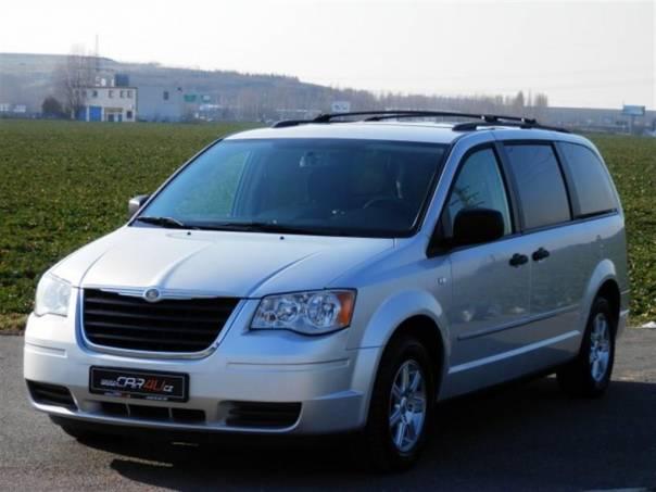 Chrysler Grand Voyager 2,8CRD LX AUTOMAT, ZÁRUKA 24měs., foto 1 Auto – moto , Automobily | spěcháto.cz - bazar, inzerce zdarma